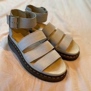 Women's doc martens sandals size 7